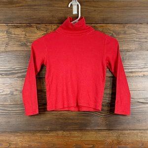 Lilly Pulizer Size 6 Kids Shirts turtleneck